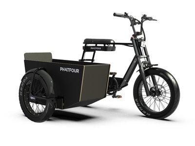 Side car, Phatfour (pre-order)